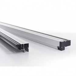 DUCOTOP 50 RAL 9001 1000MM