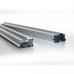GLASMAX RAL 9010 700 MM