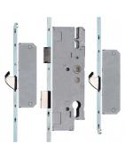 KFV meerpuntsluitingen cilinder bediend