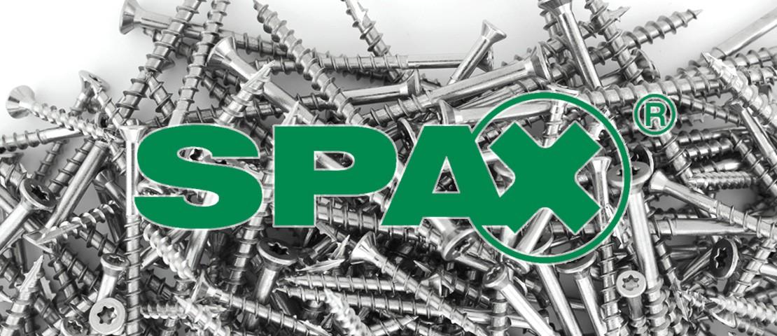 SPAX Schroeven bestellen!